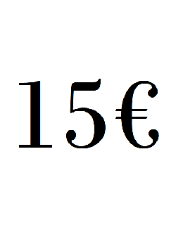 DARČEKOVÁ POUKÁŽKA 15€